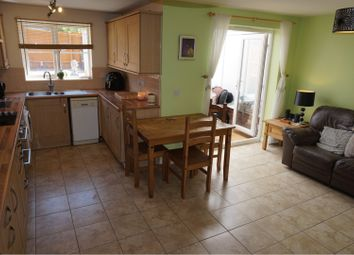 Thumbnail 4 bed semi-detached house for sale in Harker Drive, Coalville