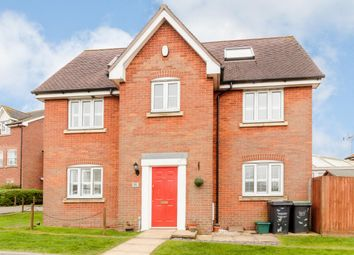 Thumbnail 4 bed detached house for sale in Oldfield Drive, Rochester, Kent