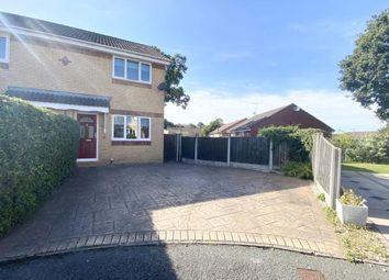 Thumbnail 2 bed semi-detached house for sale in Whitecroft Close, Connah's Quay, Deeside, Flintshire