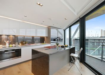 Thumbnail 3 bed flat for sale in Nine Elms Lane, Battersea, London