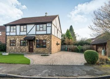 Thumbnail 4 bed detached house for sale in Harvesters Way, Weavering, Maidstone, Kent