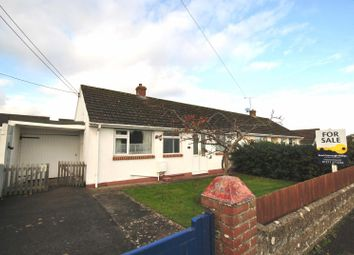 Thumbnail 2 bed bungalow for sale in Taw View, Fremington, Barnstaple