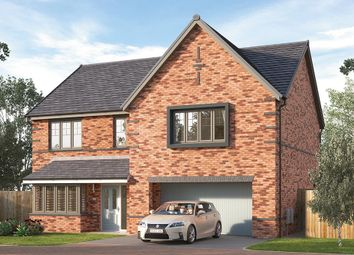 "Thumbnail 5 bed property for sale in ""The Chesham"" at Cranleigh Road, Woodthorpe, Mastin Moor, Chesterfield"