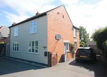 Thumbnail 4 bed detached house for sale in High Street, Collingham, Nottinghamshire.