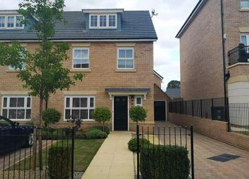 Thumbnail 4 bed semi-detached house to rent in St Andrew Walk, Newton Kyme