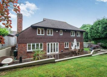 Thumbnail 4 bed detached house for sale in Springfield, Lightwater
