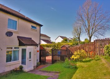 Thumbnail 1 bed semi-detached house for sale in Burnawn Place, Galston