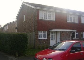 Thumbnail 2 bed end terrace house to rent in Rivermede, Bordon GU35, Bordon,
