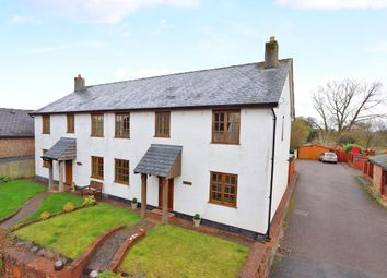 Thumbnail 4 bed semi-detached house for sale in Sanders Way, Ashill