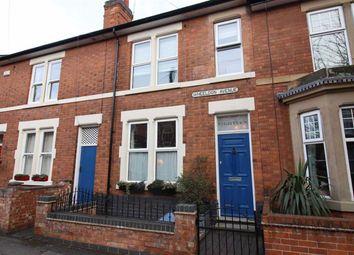 Thumbnail 4 bedroom terraced house for sale in Wheeldon Avenue, Derby