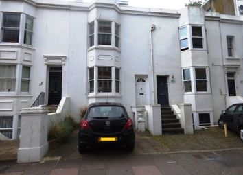 Thumbnail 3 bed property to rent in Upper North Street, Brighton