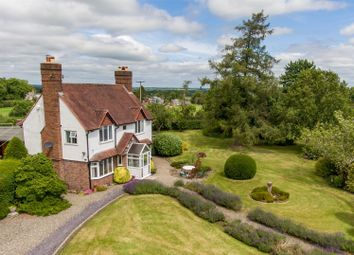 Thumbnail 3 bed detached house for sale in Harmer Hill, Shrewsbury
