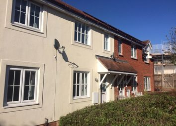 Thumbnail 2 bed terraced house to rent in Whiteway Close, Whimple, Exeter