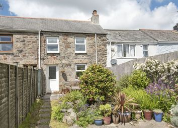 Thumbnail 2 bed cottage for sale in Croft Row, Carharrack, Redruth