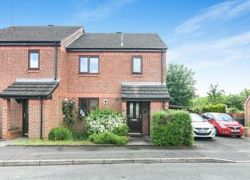 Thumbnail 3 bed semi-detached house for sale in Teme Crescent, Droitwich