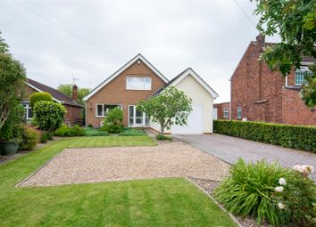 Thumbnail 4 bed detached bungalow for sale in Tattershall Court, Tattershall Road, Boston