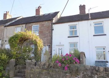 Thumbnail 2 bed terraced house for sale in Brookfields Road, Ipstones, Staffordshire