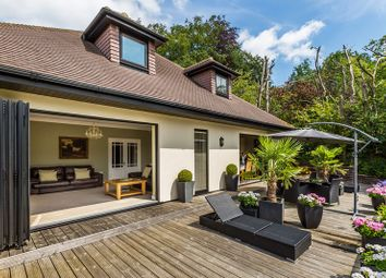 Thumbnail 4 bed detached house for sale in Long Hill, Woldingham, Caterham