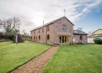 Thumbnail 4 bed detached house for sale in East Village, Crediton