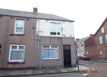 Thumbnail 2 bedroom end terrace house to rent in Cornwall Streey, Hartlepool