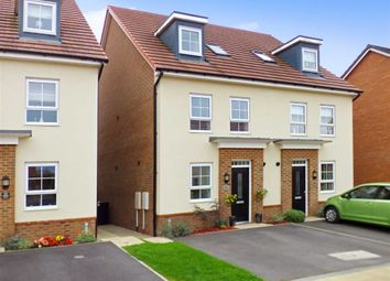 Thumbnail 4 bed semi-detached house for sale in Halliwell Court, Elworth, Sandbach