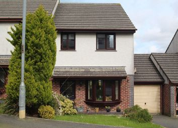 Thumbnail 3 bed property for sale in Carloggas Grove, St. Columb