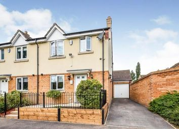 Thumbnail 3 bed semi-detached house for sale in Cartbridge Lane South, Walsall, West Midlands