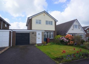 Thumbnail 3 bed detached house to rent in Woodside Road, Simonstone