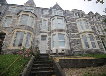Thumbnail Studio to rent in Houndiscombe Road, Mutley, Plymouth