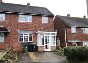 Thumbnail 3 bedroom semi-detached house to rent in St. Johns Avenue, Rowley Regis