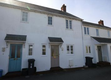 Thumbnail 2 bed terraced house to rent in Weatherill Court, Vine Passage, Honiton, Devon