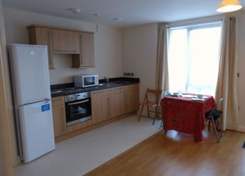 Thumbnail 1 bedroom flat to rent in Studio Flat For Rent, Crawford Court, London