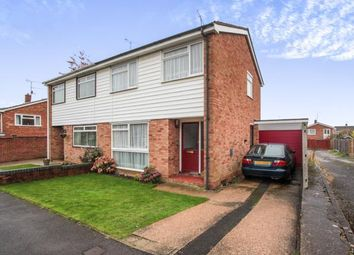 Thumbnail 3 bedroom semi-detached house for sale in Brompton Close, Luton, Bedfordshire