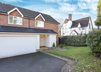 Thumbnail 4 bed semi-detached house for sale in The Avenue, Northwood