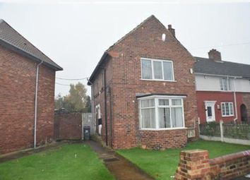 Thumbnail 2 bed town house for sale in Briton Street, Thurnscoe, Rotherham