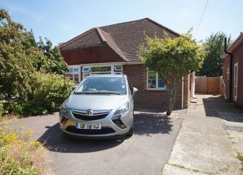 Thumbnail 3 bed semi-detached bungalow for sale in Orchard Grove, Fareham
