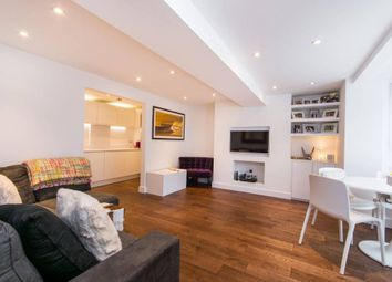 Thumbnail 2 bed flat for sale in Hillfield Road, West Hampstead, London