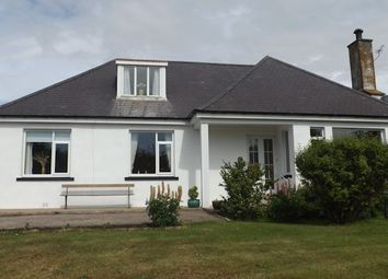 Thumbnail 5 bed detached bungalow for sale in Dalchalm, Brora