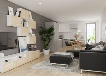Thumbnail 3 bed flat for sale in Kempton Road, London