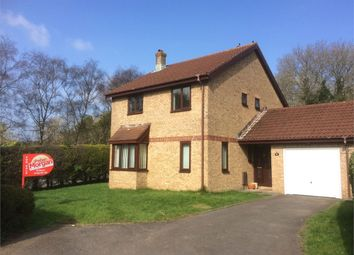 Thumbnail 4 bed detached house for sale in Tremains Court, Brackla, Bridgend, Mid Glamorgan