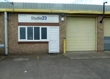 Thumbnail Light industrial to let in Forest Industrial Park, Forest Road, Ilford