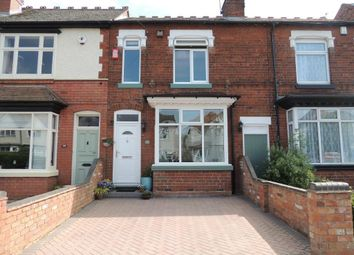 Thumbnail 3 bed terraced house for sale in Taylor Road, Kings Heath, Birmingham, West Midlands