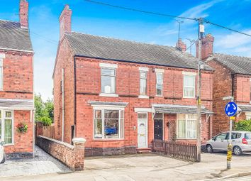 Thumbnail 3 bed semi-detached house to rent in Wistaston Road, Willaston, Nantwich