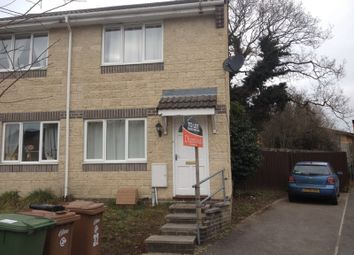 Thumbnail 2 bed semi-detached house to rent in Ware Road, Caerphilly
