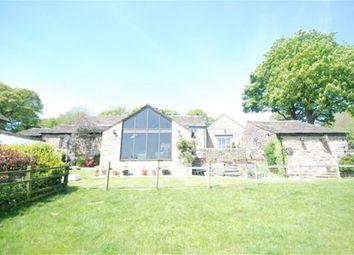 Thumbnail 3 bed barn conversion for sale in Hobson Moor Road, Mottram, Hyde