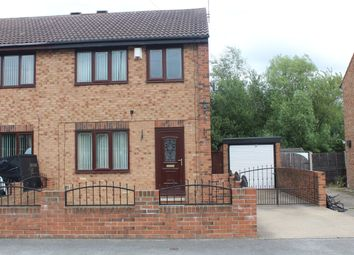 Thumbnail 3 bed shared accommodation to rent in Fieldside Road, Kinsley, Pontefract