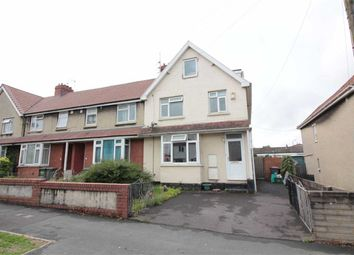 Thumbnail 3 bedroom end terrace house for sale in Seymour Road, Staple Hill, Bristol