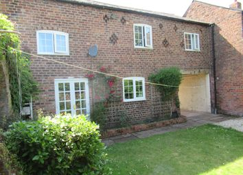 Thumbnail 3 bed cottage to rent in The Coach House, 55 High Street, Tarvin