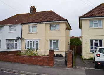 Thumbnail 1 bed flat for sale in Stradling Avenue, Weston-Super-Mare