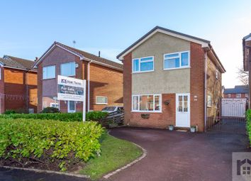 Thumbnail 3 bed detached house for sale in Lichen Close, Charnock Richard